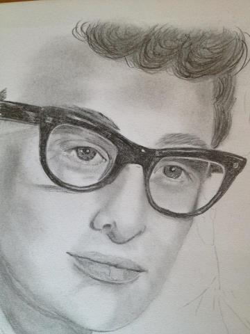 Buddy Holly par 11mk11